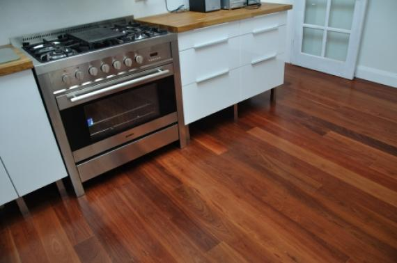 Hardwood Timber floors